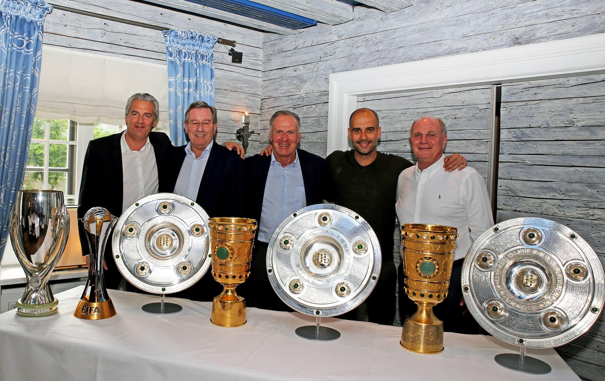 ©FC Bayern München