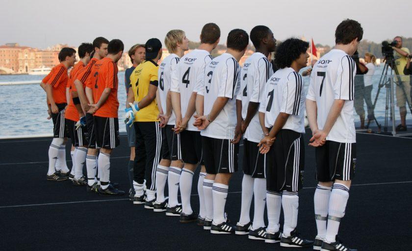 Meine erste Fußballkampagne: Sony Twilight