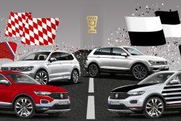 Zusammen ist mehr Finale: mit der Volkswagen Fan-Flotte zum DFB-Pokalfinale in Berlin